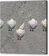 Footloose Acrylic Print