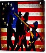 For Liberty Acrylic Print