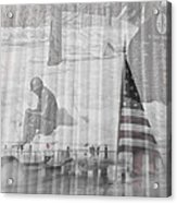 For Those Who Served Acrylic Print