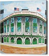 Forbes Field Acrylic Print