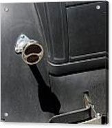 Ford A 1931 Taillight Acrylic Print