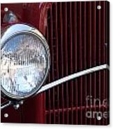 Ford Detail Acrylic Print