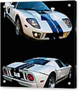 Ford Gt Twins Acrylic Print