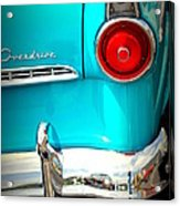 Ford Overdrive Acrylic Print