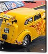Ford Popular Drag Racer Acrylic Print