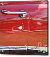 Ford Ranchero Door And Side Panel Acrylic Print