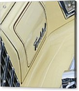 Ford Thunderbird Head Light Acrylic Print