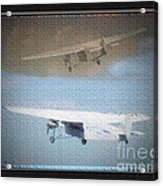 Ford Trimotor Acrylic Print
