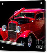 Ford Vicky 1932 Acrylic Print