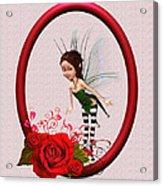 Foresrt Fairy  Acrylic Print
