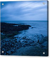 Forever Blue Acrylic Print