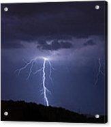 Forked Lightning Acrylic Print