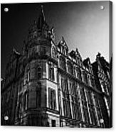 Former Prudential Assurance Building St Andrew Square Edinburgh Scotland Uk United Kingdom Acrylic Print