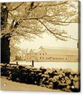 Forrestel Farm Acrylic Print