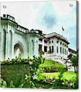 Fort Canning Park Visitor Centre Acrylic Print