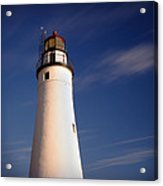 Fort Gratiot Lighthouse Acrylic Print