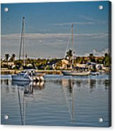 Fort Pierce Sweetness Acrylic Print