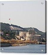 Fortress Canakkale - Dardanelles Acrylic Print