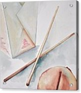 Fortune Cookie Acrylic Print