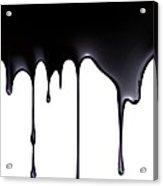 Fossil Fuel, Conceptual Image Acrylic Print