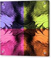 Four Corners Acrylic Print