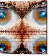 Four Eyes Acrylic Print