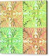Four Times Four V Acrylic Print