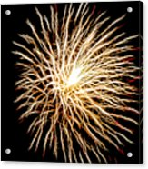 Fourth Of July Acrylic Print