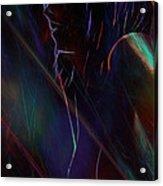 Fractal Girl 2 Acrylic Print
