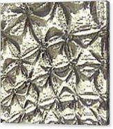 Fractal Wall Acrylic Print