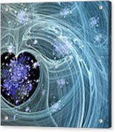 Fractal003 Acrylic Print