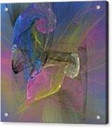 Fractimagination Acrylic Print