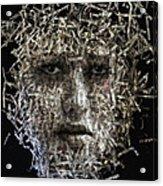 Fragments Acrylic Print