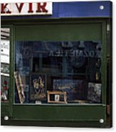 Framer. Belgrade. Serbia Acrylic Print