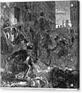 France: Massacre, 1572 Acrylic Print