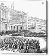 France: Revolution Of 1848 Acrylic Print