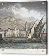 France: Toulon, C1850 Acrylic Print