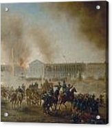 Franco-prussian War, 1870 Acrylic Print