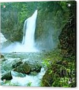 Franklin Falls   Acrylic Print