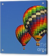 Fraternal Twin Balloons Acrylic Print