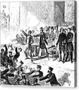 Frederick Douglass, 1860 Acrylic Print by Granger