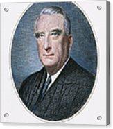Frederick Vinson (1890-1953) Acrylic Print