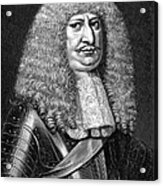 Frederick William (1620-1688) Acrylic Print