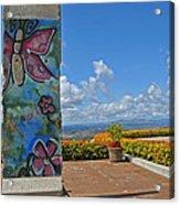 Free - The Berlin Wall Acrylic Print