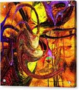 Free Your Mind Acrylic Print