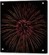 Freedom Flower Acrylic Print