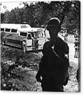 Freedom Riders, 1961 Acrylic Print