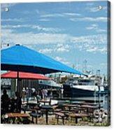 Fremantle Acrylic Print