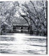 French Creek Acrylic Print
