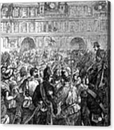 French Revolution, 1794 Acrylic Print